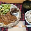 Yummy Mammy - 料理写真:生姜焼き定食(900円)