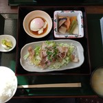 めし屋 里 - 日替わり