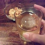 エヌエヌダイナー - 一人飲みはさみしい・・・とほ。