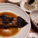 鮨和 - (例)魚定食1000円