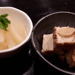 鮨和 - (例)ランチ小鉢