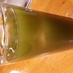鮨和 - 焼酎お茶割500円