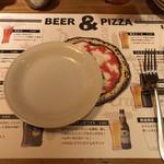 ビッレリア&ピッツェリア ルーチェ - お皿とナイフ&フォーク♪
