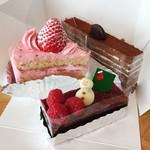 グランママ - 料理写真:買ったケーキたち
