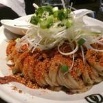 麺屋武蔵 巖虎 - 七味つけ麺。