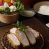 空蝉亭 - 料理写真:ロースとお食事セット