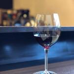 ピヴォーテ - しっとりした赤ワイン