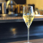 ピヴォーテ - スパークリングワイン、意外と力強い