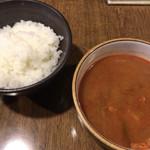 トォンデジ - スタミナ定食の…