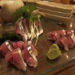 9973286 - 秋刀魚の刺身