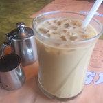 ビッグ・ジョー - 2011.10.19アイスコーヒー