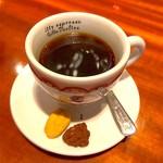 99731048 - 食後のディーセルとコーヒー