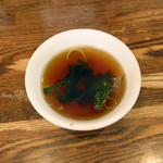 萬福 - ほうれん草スープ