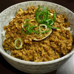 ゴルカ ヌードル ネオ - 浅利の出汁キーマカレー