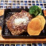 立吉餃子 - ハンバーグ