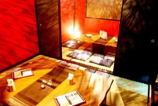かごしま黒豚とんかつ&しゃぶしゃぶ さつま花亭 - 完全個室は2~15名様までご利用可能です!