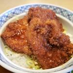 小ばやし - ソースカツ丼