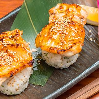 豊洲市場から仕入れる新鮮食材を、元寿司職人により絶品料理へ