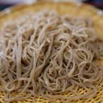 手打ち蕎麦 太郎庵 - 料理写真:蕎麦大盛