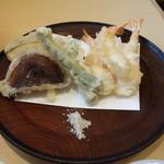 三合菴 - 天ぷら