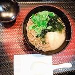 大戸屋 - 温蕎麦