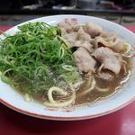 かわせ天王 - 料理写真:中華そば