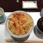 99743737 - 特製天丼 2300円
