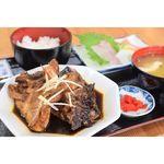 竹野鮮魚 - アラ煮&プチ刺身定食