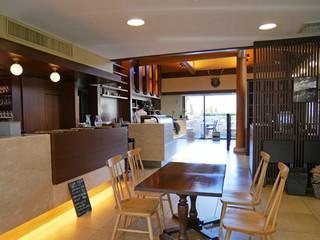 カフェ&ガーデン しらさぎ邸