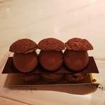 グリーン ビーン トゥ バー チョコレート - エクレア