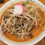 極濃湯麺 フタツメ - 料理写真:濃厚トマトタンメン