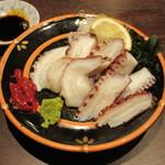 豚カツと和食 のぶたけ - 地タコぶつ切り 880円