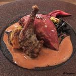 ビストロ ノアキ - 料理写真:Pigeon Ramierのロースト サルミソース