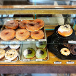 フラップコーヒー - 料理写真:今日はまだまだドーナツがあった!