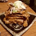 肉汁餃子のダンダダン - メンマ(380円)