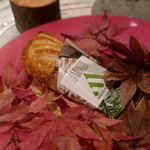 99756637 - 前菜その1(鴨と金華豚のパイ包み)