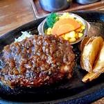 パロット - 料理写真:牛たたきステーキ(200g)