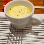 串揚げ&ワイン caratto - スープ