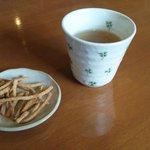 ひらの - 揚げ蕎麦