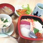 松芳寿司 - ちらしセット