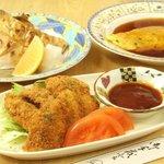 松芳寿司 - 揚げ物・煮物・焼物・・・つまみ料理も充実