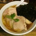 99762995 - 特製平子煮干そば(950円)