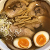 Menwashou - 料理写真:中華麺、チャーシュー、味玉