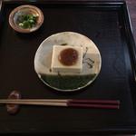 99763504 - 蕎麦豆腐