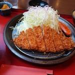 ローン - ロースカツ定食