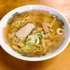 宝来食堂 - 料理写真:中華そば200円