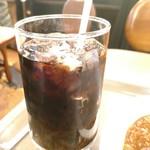 99764422 - 敢えて50円プラスでアイスコーヒー。