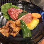 トトリ - ランチの肉