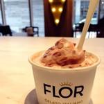 CAFE FLOR GELATO - 1-2月限定フレーバー「あずき」