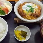 とんかつ屋 勝兵衛 - 料理写真:
